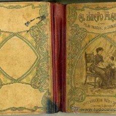 Libros antiguos: PILAR PASCUAL DE SANJUAN : EL NUEVO FLEURY - COMPENDIO DE HISTORIA SAGRADA (1910). Lote 36461030