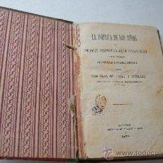 Libros antiguos: LA POÉTICA DE LOS NIÑOS Ó NOCIONES RUDIMENTARIAS DE VERSIFICACIÓN DESTINADAS A LAS ESCUELAS DE -1879. Lote 36875308