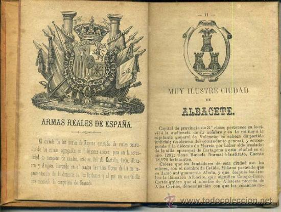 Libros antiguos: BLASONES ESPAÑOLES Y APUNTES HISTÓRICOS DE LAS 49 CAPITALES DE PROVINCIA (PALUZIE, 1883) - Foto 2 - 37141360