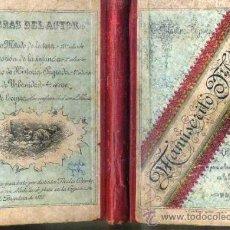 Libros antiguos: MARTÍNEZ AGUILÓ : MANUSCRITO MODERNO (1906) . Lote 37840091