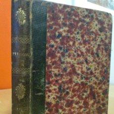 Libros antiguos: 1855.- CURSO ELEMENTAL DE PEDAGOGÍA. AVENDAÑO, JOAQUÍN Y CARDERERA, MARIANO.. Lote 38119594