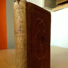 Libros antiguos: 1846.- GRAMATICA DE LA LENGUA CASTELLANA SEGÚN AHORA SE HABLA. VICENTE SALVA.. Lote 38177598