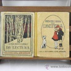 Libros antiguos: 3500- LOTE DE 24 LIBROS ESCOLARES DIFERENTES AUTORES Y EDITORIALES VER DESCRIPCION. . Lote 38216421