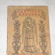 Alte Bücher - Cartilla moderna de urbanidad. Para niñas. 1928. Editorial FTD Barcelona. - 50510766