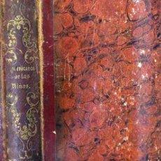 Libros antiguos: EL EDUCADOR DE LAS NIÑAS (1862) ILUSTRADO. Lote 38414943