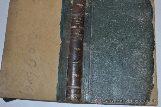 CURSO COMPLETO DE ELEMENTOS DE HISTORIA DE ESPAÑA. D. MANUEL PARRILLA GARCÍA RM62799-V (Libros Antiguos, Raros y Curiosos - Libros de Texto y Escuela)