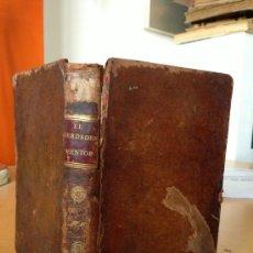 Libros antiguos: AÑO 1783.- EDUCACION DE LA NOBLEZA. EL VERDADERO MENTOR. MARQUES DE CARACCIOLA. Lote 38719792