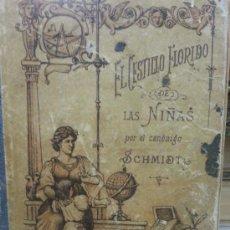 Libri antichi: EL CESTILLO FLORIDO DE LOS NIÑOS. Lote 73858053