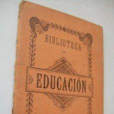 Libros antiguos: REGLAS DE URBANIDAD PARA USO DE LAS SEÑORITAS-S/F-FERNANDO BERTRÁN DE LIS-VALENCIA, LIBRERÍA DE LA-. Lote 39884954