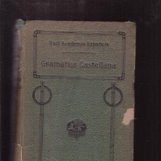 Libros antiguos: GRAMATICA DE LA LENGUA CASTELLANA / PERLADO PAEZ - AÑO 1920. Lote 40031274