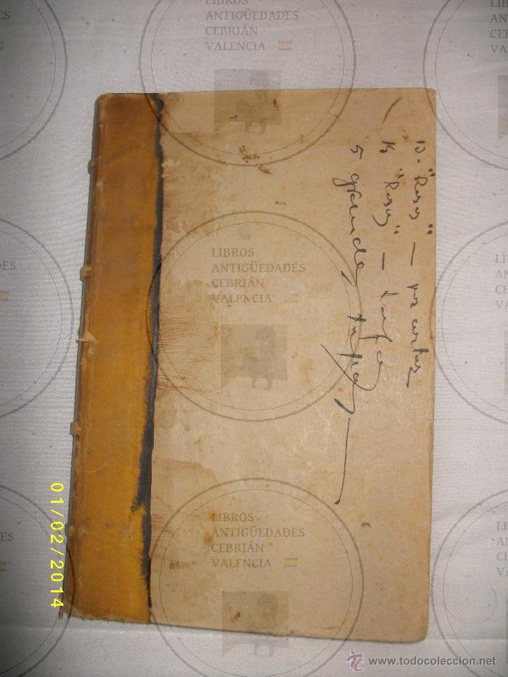 Libros antiguos: ESTUDIO ELEMENTAL DE GRAMATICA HISTÓRICA DE LA LENGUA CASTELLANA - Foto 2 - 41355505