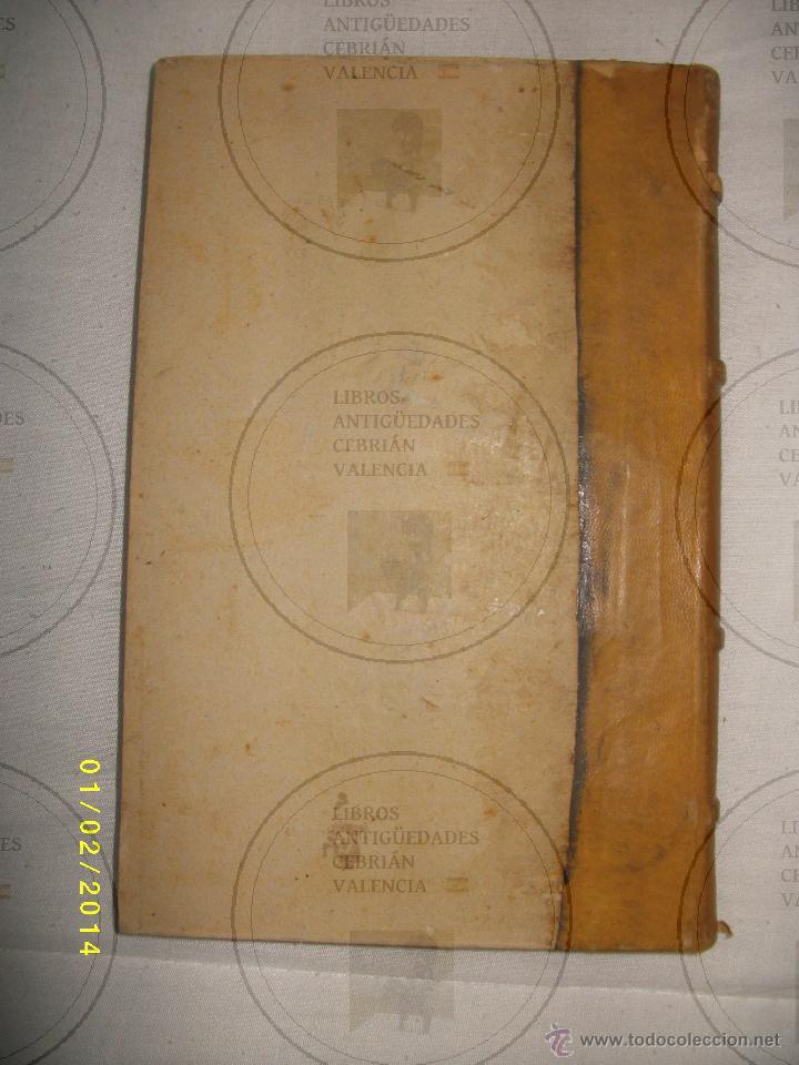 Libros antiguos: ESTUDIO ELEMENTAL DE GRAMATICA HISTÓRICA DE LA LENGUA CASTELLANA - Foto 3 - 41355505