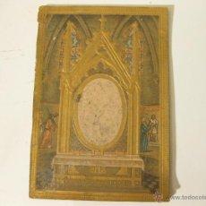 Libros antiguos: CUADERNO DE LA PAPELERIA LA UNIVERSITARIA. SAN BERNARDO 56. MADRID. Lote 41479805