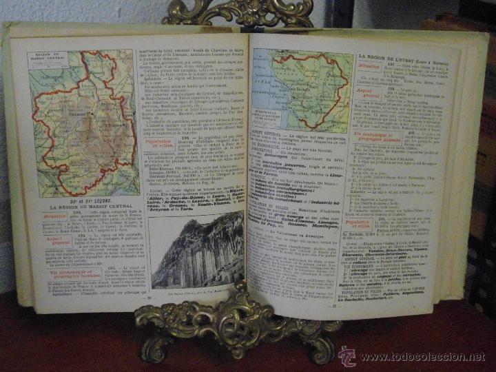 Libros antiguos: LA FRANCE ET SES COLONIES. 1934 - Foto 4 - 41941765