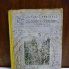 Libros antiguos: CATECISME DOCTRINA CRISTIANA SEGON GRAU. 1921. Lote 42438077