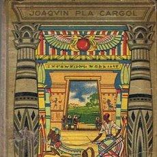 Libros antiguos: LAS CIVILIZACIONES JOAQUIN PLA CARGOL 1925 . Lote 43784744