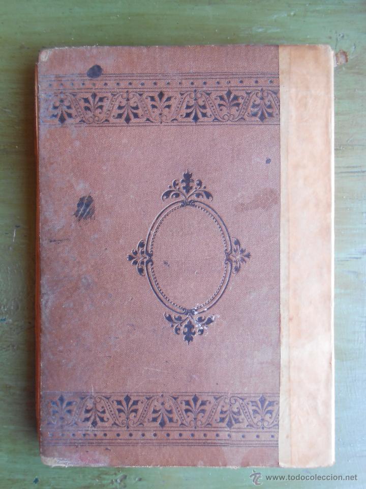 Libros antiguos: ARITMÉTICA. POR IGNACIO SALINAS Y ANGULO Y MANUEL BENITEZ Y PARODI. MADRID 1890. - Foto 3 - 44074012