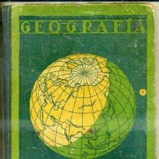 Libros antiguos: BALLESTER : GEOGRAFÍA ATLAS GRADO ELEMENTAL - DALMAU CARLES, 1920. Lote 44174956