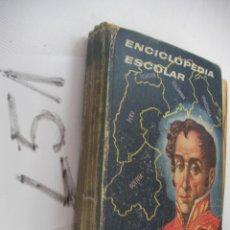 Libros antiguos: ANTIGUO LIBRO DE TEXTO - ENCICLOPEDIA ESCOLAR 4º GRADO. Lote 45336321