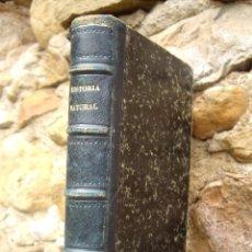 Libros antiguos: J. MONLAU: PROGRAMA DE UN CURSO DE HISTORIA NATURAL, MADRID 1890 LIBRERIA VIUDA DE HERNANDO Y C.ª. Lote 45410916
