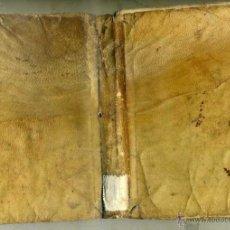 Libros antiguos: EL AMIGO DE LOS NIÑOS O CUENTOS DE BERQUIN (GASPAR, 1828) PERGAMINO. Lote 45540278