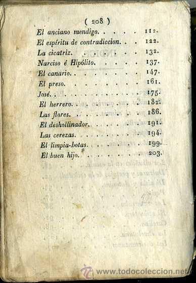 Libros antiguos: EL AMIGO DE LOS NIÑOS O CUENTOS DE BERQUIN (GASPAR, 1828) PERGAMINO - Foto 5 - 45540278