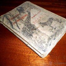 Libros antiguos: CIENCIAS COSMOLÓGICAS. SEGUNDO CURSO. (DESCONOZCO AÑO). Lote 45709654