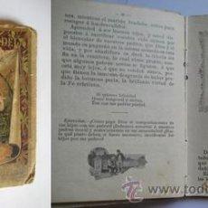 Libros antiguos: CUENTOS DEL ABUELO. EL INSTRUCTOR, MÉTODO LECTURA CONFORME CON LA INTELIGENCIA DE LOS NIÑOS. CALLEJA. Lote 45746051