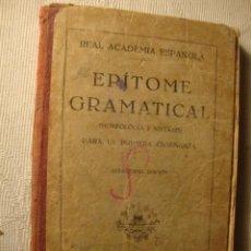 Libros antiguos: LIBRO TEXTO ESCUELA . Lote 46435023