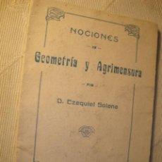 Libros antiguos: LIBRO TEXTO ESCUELA. Lote 46435143