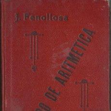 Libros antiguos: ANTIGUO TRATADO DE ARITMETICA . Lote 46830838