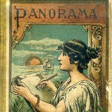 Libros antiguos: PANORAMA . LA NATURALEZA (ELZEVIRIANA CAMÍ, 1928) LIBRO DE LECTURA MANUSCRITA. Lote 46914747