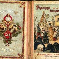 Libros antiguos: TERRADILLOS : PÁGINAS PARA LA INFANCIA LIBRO DE LOS DEBERES DE LOS NIÑOS (HERNANDO, 1907) . Lote 47252958
