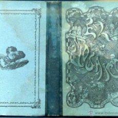 Libros antiguos: MOSAICO (BASTINOS, 1898) LECTURA MANUSCRITA. Lote 47303590