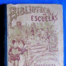 Libros antiguos: BIBLIOTECA DE LAS ESCUELAS. ARITMETICA. TOMO IV. SATURNINO CALLEJA EDITOR, 1900.. Lote 47536678