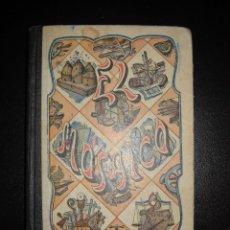 Libros antiguos: MOSAICO. EPISTOLARIO DE LECTURA DE MANUSCRITOS. 1922. Lote 47642091