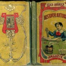 Libros antiguos: CORONAS : NOCIONES DE FÍSICA, QUÍMICA E HISTORIA NATURAL (PALUZIE, 1926). Lote 48154556
