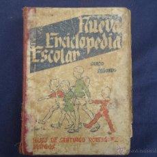 Libros antiguos: ENCICLOPEDIA ESCOLAR - BURGOS , AÑO 1940 ... VER . Lote 49194872