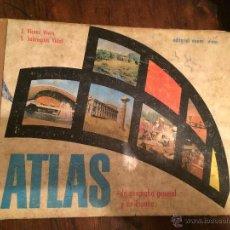 Alte Bücher - Atlas de geografia general y españa años 60 - 49216704