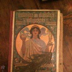 Libros antiguos: LIBRO ESCOLAR DE HISTORIA GENERAL AÑOS 20 O ANTERIOR . Lote 49231353