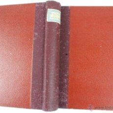 Libros antiguos: L-1660. LIBRO DE VACACIONES. TEXTOS ESCOLARES Y MISCELANEA PARA TODOS LOS MESES DEL AÑO. 1935.. Lote 49668073