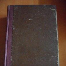 Libros antiguos: TRATADO DE MECANICA INDUSTRIAL. ESCUELAS INDUSTRIALES, DE LOS INGENIEROS Y DE LOS DIRECTORES DE TALL. Lote 49699113