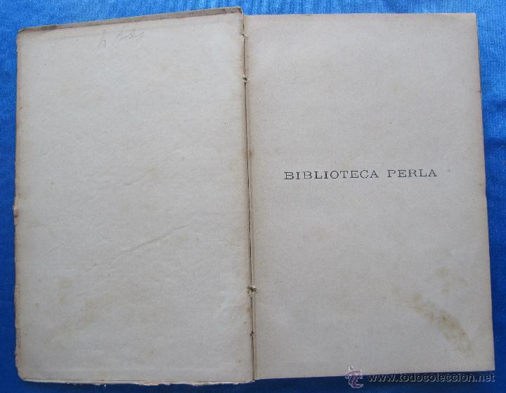 Libros antiguos: HISTORIA SAGRADA. POR EL RVDO. PEDRO GÓMEZ. EDITORIAL SATURNINO CALLEJA, MADRID, 1899. - Foto 2 - 49936329
