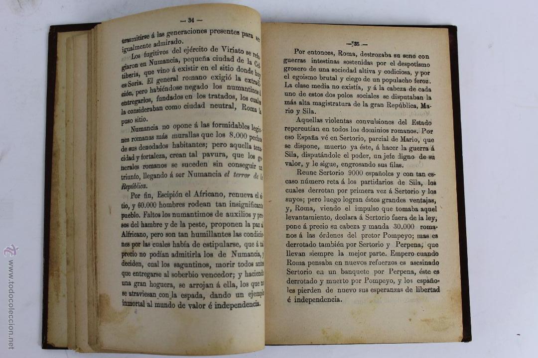 Libros antiguos: L- 1918. VELADAS HISTORICAS. LEOPOLDO CASERO SANCHEZ. 1902. - Foto 4 - 50304817
