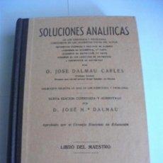 Libros antiguos: ANTIGUO LIBRO ESCUELA ARITMETICA RAZONADA - DALMAU 1972 ALUMNO. Lote 50366909