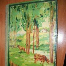 Libros antiguos: LECCIONES DE COSAS. JOSE DALMAU CARLES 1929. Lote 58236497