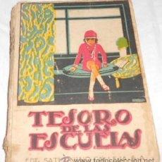 Libros antiguos: TESORO DE LAS ESCUELAS, ED. SATURNINO CALLEJA. Lote 51617390