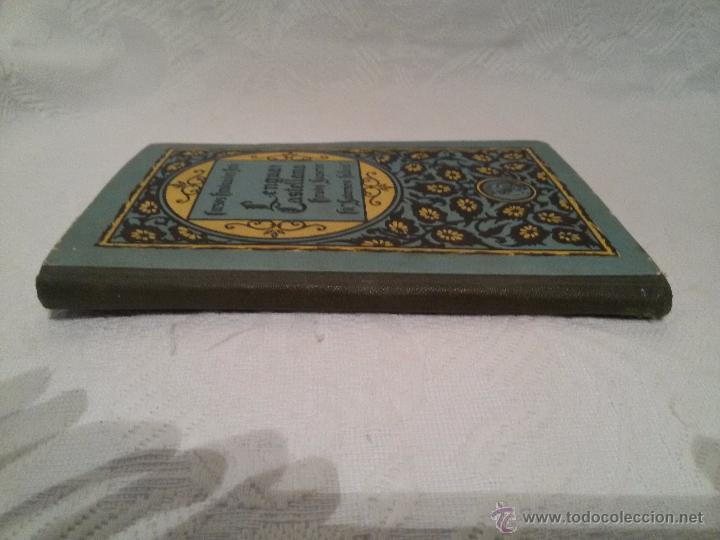 Libros antiguos: LENGUA CASTELLANA-GRADO SUPERIOR-CURSOS GRADUADOS ORTIZ-E.SATURNINO CALLEJA-1931 - Foto 3 - 51771908