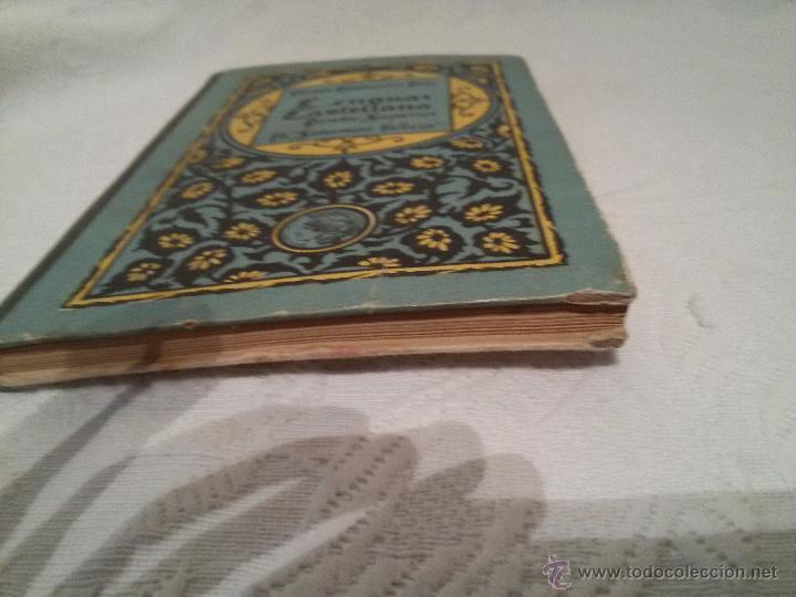 Libros antiguos: LENGUA CASTELLANA-GRADO SUPERIOR-CURSOS GRADUADOS ORTIZ-E.SATURNINO CALLEJA-1931 - Foto 5 - 51771908
