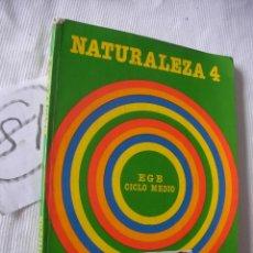 Libros antiguos: ANTIGUO LIBRO DE TEXTO - 4º EGB - MATEMATICAS - ANAYA. Lote 52006823